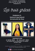 Exposition Les Trois Grâces Vitrine Ephémère Metz 57000 Metz du 02-06-2021 à 14:00 au 31-07-2021 à 19:00