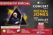 Concert Gratuit Michael Jones à Lunéville 54300 Lunéville du 17-07-2021 à 21:00 au 17-07-2021 à 23:00