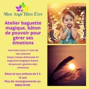 Ateliers Création Baguette Magique Enfant à Ennery 57365 Ennery du 23-06-2021 à 14:00 au 03-07-2021 à 17:00