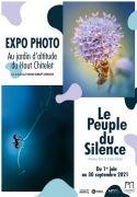 Exposition Photo au Jardin du Haut Chitelet