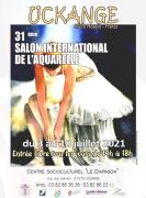 Salon International de l'Aquarelle à Uckange 57270 Uckange du 03-07-2021 à 14:00 au 18-07-2021 à 18:00