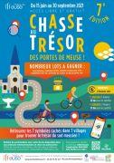 Chasse au Trésor Des Portes de Meuse 55500 Ligny-en-Barrois du 15-06-2021 à 10:00 au 30-09-2021 à 18:00