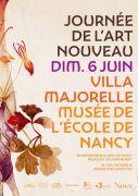 Journée de l'Art Nouveau à Nancy