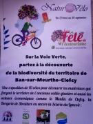 Exposition NaturOVélo à Ban-sur-Meurthe-Clefcy 88230 Ban-sur-Meurthe-Clefcy du 29-05-2021 à 10:00 au 01-10-2021 à 21:06