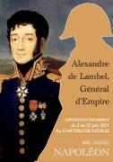 Exposition Alexandre de Lambel au Château de Fléville 54710 Fléville-devant-Nancy du 05-06-2021 à 14:00 au 27-06-2021 à 19:00