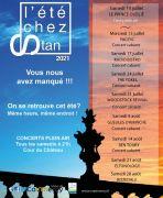 Festival l'Été chez Stan à Commercy 55200 Commercy du 10-07-2021 à 21:00 au 28-08-2021 à 23:00