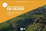 Animations Estivales sur le site archéologique de Grand 88350 Grand du 19-06-2021 à 10:00 au 24-10-2021 à 18:30