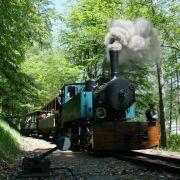 Saison Estivale au Train d'Abreschviller 57560 Abreschviller du 02-06-2021 à 14:30 au 31-10-2021 à 18:00
