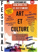 Festival Art et Culture à Yutz 57970 Yutz du 26-06-2021 à 14:00 au 27-06-2021 à 18:00