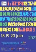 Journées Européennes de l'Archéologie Conférence à Verdun 55100 Verdun du 20-06-2021 à 15:30 au 20-06-2021 à 16:30