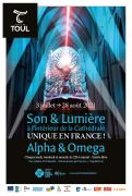 Son et Lumière Toul 800 ans de la Cathédrale 54200 Toul du 03-07-2021 à 22:00 au 28-08-2021 à 23:59