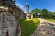 Saison Estivale du Château de Schlossberg 57600 Forbach du 15-06-2021 à 14:00 au 30-08-2021 à 18:00