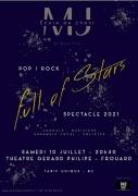 Full of Stars Concert à Frouard 54390 Frouard du 10-07-2021 à 20:30 au 10-07-2021 à 22:30