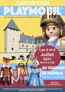 Exposition Playmobil® au Château de Fléville