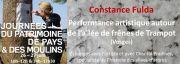 Performance Artistique Constance Fulda à Trampot 88350 Trampot du 26-06-2021 à 10:00 au 27-06-2021 à 17:30