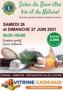 Salon du Bien-être Bio et du Naturel à Cosnes-et-Romain 54400 Cosnes-et-Romain du 26-06-2021 à 09:30 au 27-06-2021 à 18:00