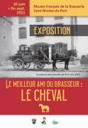 Exposition Meilleur Ami du Brasseur Musée Français Brasserie 54210 Saint-Nicolas-de-Port du 26-06-2021 à 14:30 au 30-09-2021 à 18:30