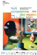 Nuit des Musées en Meurthe-et-Moselle 54000 Nancy du 03-07-2021 à 14:00 au 03-07-2021 à 23:55