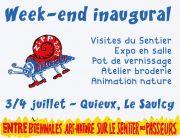 Week-end Inaugural ZIPP Sentier des Passeurs Le Saulcy 88210 Le Saulcy du 03-07-2021 à 09:00 au 04-07-2021 à 18:30