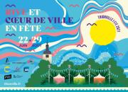 Rive et Coeur de Ville en Fête à Thionville 57100 Thionville du 22-06-2021 à 10:00 au 29-08-2021 à 23:00