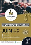 Festival du Livre de Plombières-les-Bains 88370 Plombières-les-Bains du 26-06-2021 à 10:00 au 27-06-2021 à 18:00