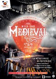 Week-End Médiéval à Metallurgic Park Dommartin-le-Franc 52110 Dommartin-le-Franc du 17-07-2021 à 13:30 au 18-07-2021 à 18:30