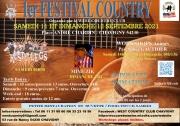 Festival Country à Chavigny 54230 Chavigny du 11-09-2021 à 14:00 au 12-09-2021 à 18:00