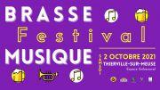 Brasse-Musique Festival à Thierville-sur-Meuse 55840 Thierville-sur-Meuse du 02-10-2021 à 13:00 au 02-10-2021 à 23:55