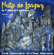 Les Nuits de Longwy  54400 Longwy du 01-07-2021 à 20:00 au 05-09-2021 à 21:00