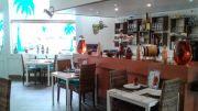 Terrasse Été au Colibri Restaurant à Nancy
