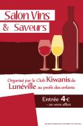Salon Vins et Saveurs à Lunéville