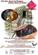 Visites Estivales aux Mines du Thillot 88160 Le Thillot du 01-07-2021 à 20:30 au 31-08-2021 à 22:00