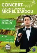 Concert en honneur à Michel Sardou à Hayange 57700 Hayange du 25-07-2021 à 16:00 au 25-07-2021 à 18:00