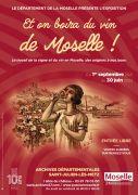 Exposition Vin Moselle Saint-Julien-lès-Metz