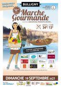 Marche Gourmande à Bulligny 54113 Bulligny du 19-09-2021 à 10:00 au 19-09-2021 à 18:00