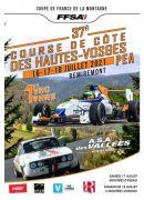 Course de Côte Hautes Vosges Montée Historique Remiremont