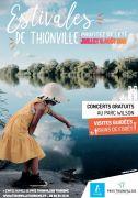 Les Estivales de Thionville 57100 Thionville du 09-07-2021 à 15:30 au 25-08-2021 à 17:00