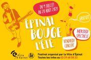 Épinal Bouge l'Été 88000 Epinal du 09-07-2021 à 21:00 au 20-08-2021 à 23:00
