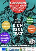 Concours Chevaux de Trait Festif en Meuse 55290 Morley du 24-07-2021 à 08:00 au 25-07-2021 à 19:00