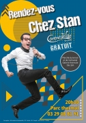 Spectacles Rendez-Vous Chez Stan à Contrexéville 88140 Contrexéville du 27-08-2021 à 20:30 au 24-09-2021 à 23:00