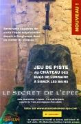 Jeu de piste Château des Ducs de Lorraine Sierck-les-Bains 57480 Sierck-les-Bains du 20-07-2021 à 09:00 au 15-11-2021 à 18:00