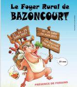 Fête du Jambon à Bazoncourt 57530 Bazoncourt du 23-07-2021 à 11:00 au 01-08-2021 à 23:00