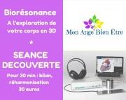 Découverte Biorésonance Metz Ennery 57000 Metz du 28-07-2021 à 13:00 au 15-09-2021 à 18:00