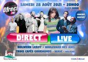 Concert Live Gratuit Pont-à-Mousson Direct FM 54700 Pont-à-Mousson du 28-08-2021 à 20:00 au 28-08-2021 à 23:59