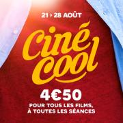 Ciné-Cool La Place de Cinéma à 4,5 Euros