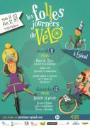 Les Folles Journées du Vélo à Épinal 88000 Epinal du 11-09-2021 à 14:00 au 12-09-2021 à 17:00