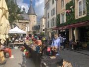 Puces de la Ville Vieille à Nancy 54000 Nancy du 22-08-2021 à 08:00 au 14-11-2021 à 18:00