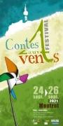 Festival Contes aux 4 Vents à Moutrot 54113 Moutrot du 24-09-2021 à 19:00 au 26-09-2021 à 19:00