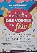 Le Bonbon des Vosges en Fête à Plainfaing 88230 Plainfaing du 22-08-2021 à 09:00 au 22-08-2021 à 17:00