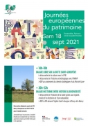 JEP 2021 : Découverte Butte Ste-Geneviève à Essey-lès-Nancy 54270 Essey-lès-Nancy du 18-09-2021 à 14:00 au 18-09-2021 à 22:00